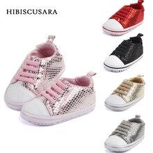 Ular Pola bayi Sepatu Bayi Pertama Walkers Balita Boy Gadis Sneakers Bebe  Prewalkers Lembut Sole Berpayet 16ad27827b