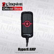 キングストン HyperX AMP7.1 仮想サラウンドサウンドカードリモコン内蔵 DPS サウンドカードアンプ
