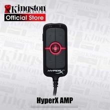 Kingston HyperX AMP7.1 wirtualnego dźwięku przestrzennego gry karta dźwiękowa pilot zdalnego sterowania wbudowany DPS karta dźwiękowa AMP