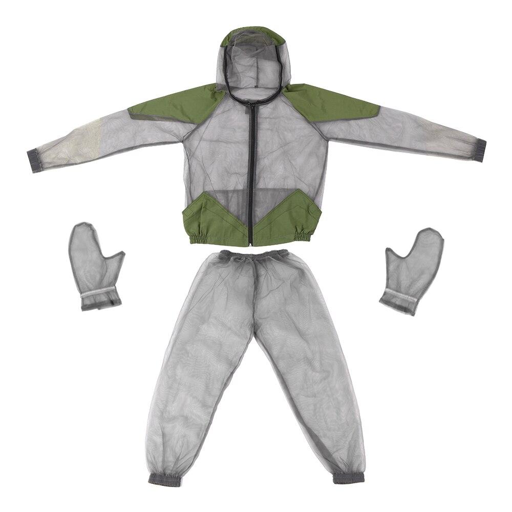 Outdoor Mosquito Repellent Suit Bug Jacket