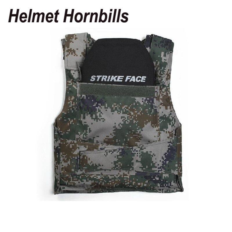 Helm Hornbills Alumina & PE Level IV Kugelsichere Platte / Al2O3 - Schutz und Sicherheit - Foto 2