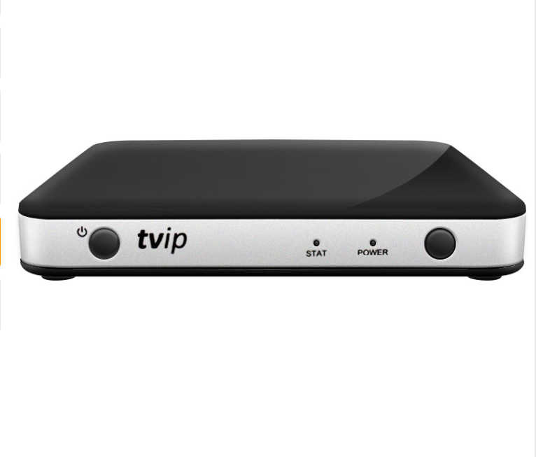 TVIP s-box v.605 Amlogic S905X Quad Core 1 GB/8 GB lecteur multimédia 4K linux TVIP 605 mieux que MAG254 MAG256 TV Box H.265 1920x1080