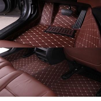 Car floor mats for Infiniti QX56 QX80 QX70 FX35 FX37 QX50 EX25 EX35 Q50 Q70 Q70L G25 G35 M25 M35 5D car-styling rugs