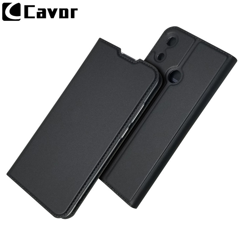 For Huawei Honor 8A Case Ultra-thin Magnetic Pu Leather Wallet Flip Stand Book Case Cover for Honor 8 A Coque Mobile Accessories image