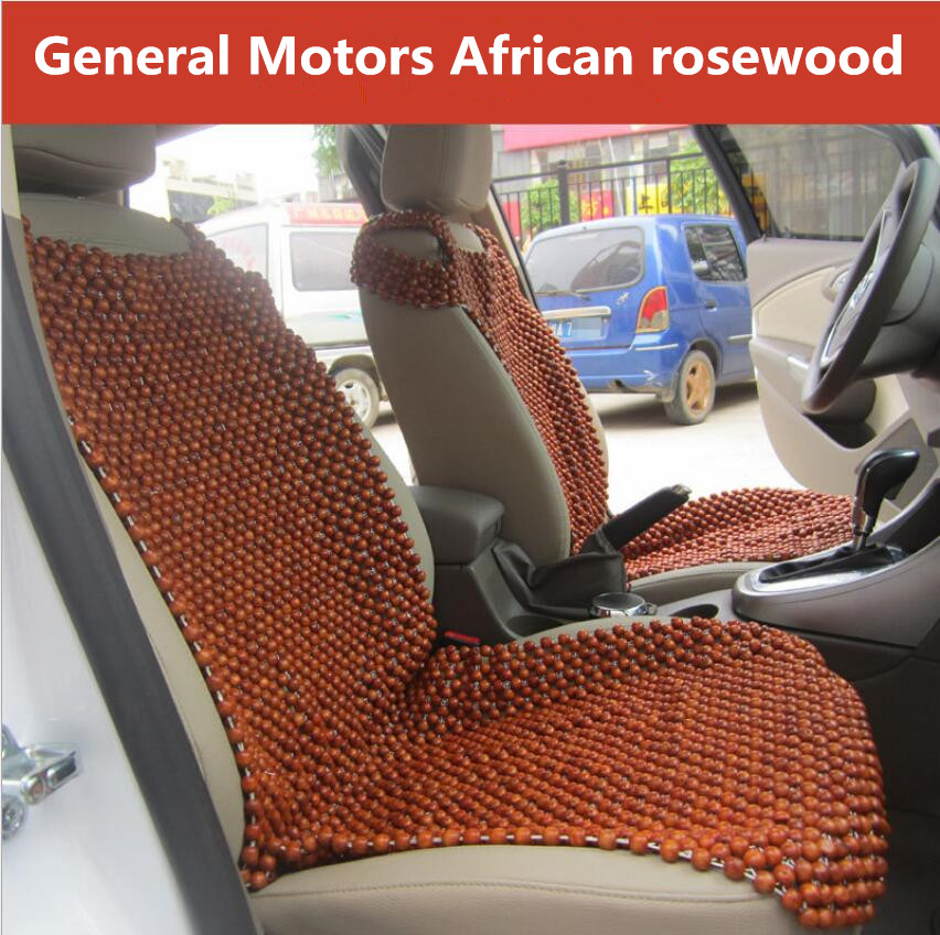 Accessories Automobiles Seat Cover Wood Bead Massages Car Seat Covers Home/Car/Office Ch ...