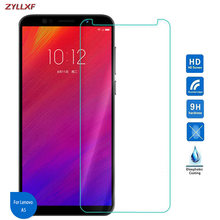 Tempered Glass For Lenovo K5 Play K9 K5S S5 Pro A5 Z5 2018 Safety Glass Film On K5Play S5Pro K 9 S 5 A 5S Screen Protector(China)
