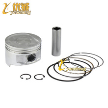 CF500 Engine Piston Assy 87.5mm CF188 Piston Ring Asscembly CF500cc ATV Accessories UTV500 0180-040003-0050 TS-CF500