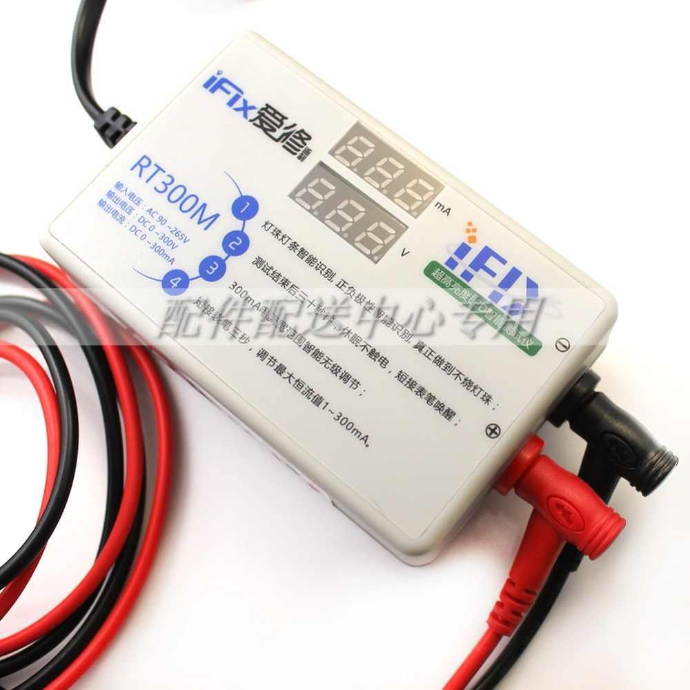 0-300 в Smart-Fit Напряжение светодиодный Подсветка Тесты er полоски Автоматическая идентификация Тесты инструмент для всех Размеры светодиодный ТВ ноутбука светодиодный SMD диоды для подавления переходных скачков напряжения 90w