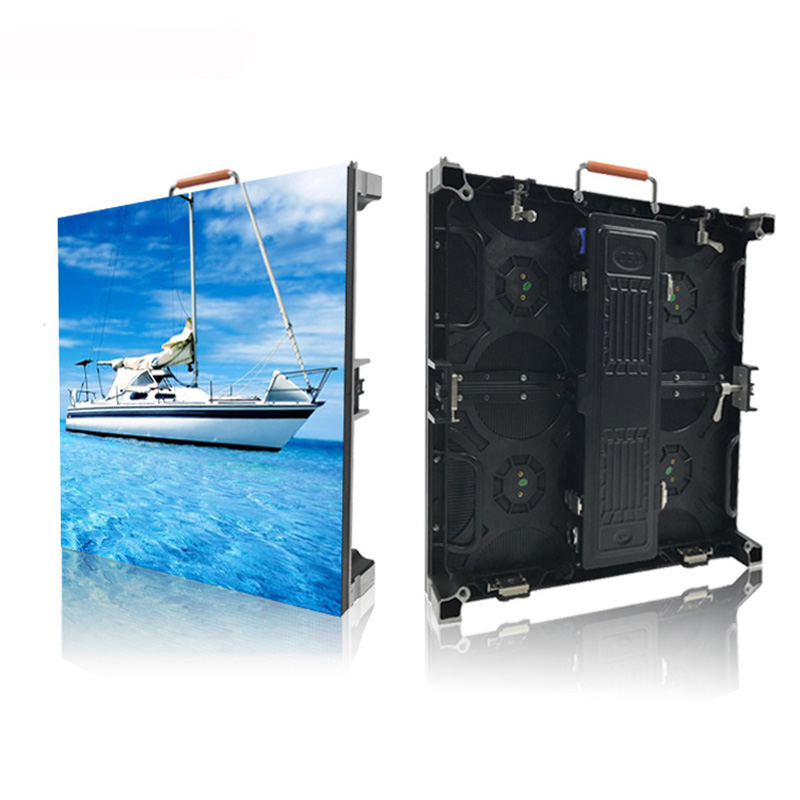P3.91 Indoor LED Panel ,500X500 Aluminium Die Casting Cabinet, Full Color Video Led Display Screen, Led Video Wall