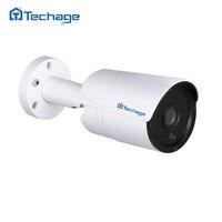 Techage 1080P 48V Real POE Camera Outdoor Waterproof 2MP HD CCTV IP Camera P2P ONVIF 6pcs
