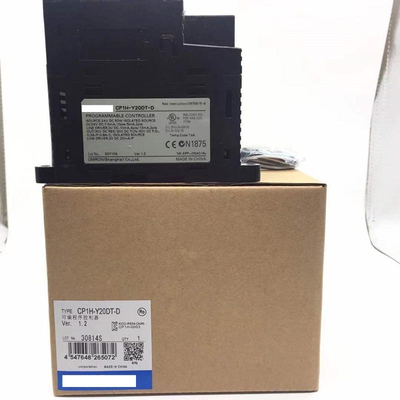 Orijinal Yeni kutusunda CP1H-XA40DR-A CP1H-Y20DT-DOrijinal Yeni kutusunda CP1H-XA40DR-A CP1H-Y20DT-D
