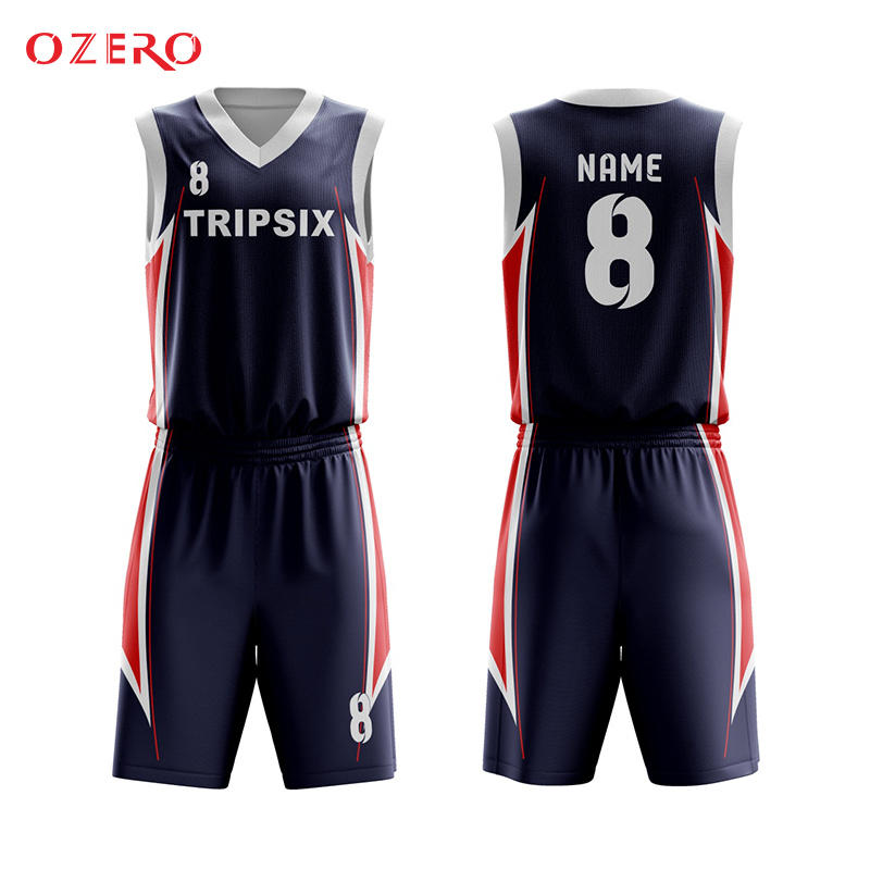 Polyester Basketball Jersey Black And Green With Free Design In
