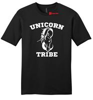 Unicorn Tribe Mens Soft T Shirt Classy Tribal Unicorn Party Unicorn Gift Tee Z2