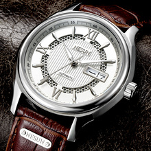 Switzerland Nesun Japan Import NH36A Automatic Movement Watch Men Luxury Brand Men's Watches Sapphire Genuine Leather N9205-3 все цены