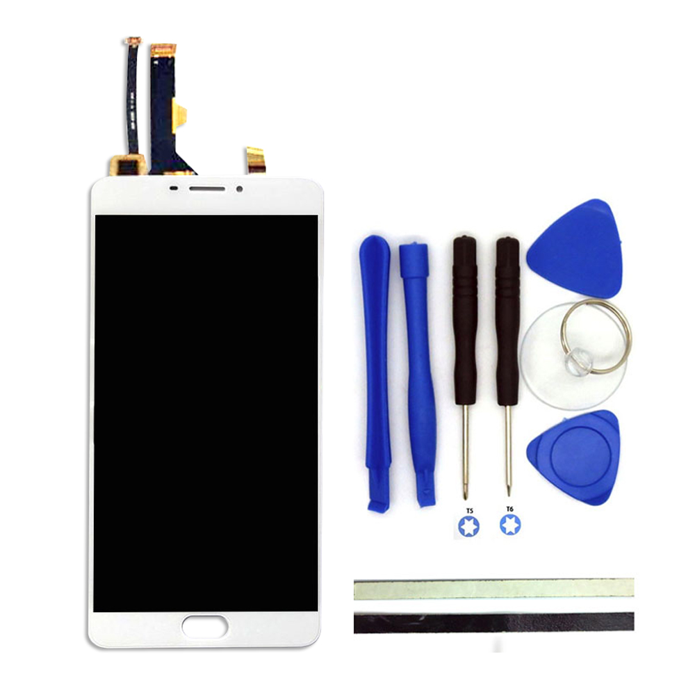 2017 New For MEIZU M3 Max LCD Display + Digitizer Touch Screen Glass Panel Replacement 6inch Meilan 3 Max Phone Parts Free Tools high quality 5 5inch for meizu m5 note 5 lcd display screen touch screen digitizer glass panel meilan note5 replacement assembly