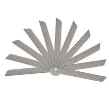 10 шт/упак 9 мм Художественный нож для резки бумаги в принтере