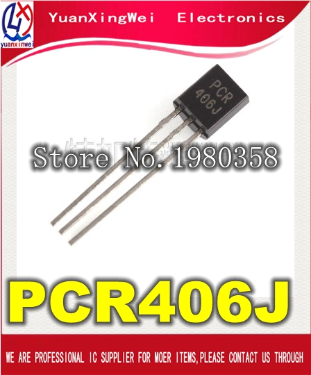 100pcs Lot PCR406J PCR406 406J CJ TO 92 Triode Transistor 100NEW In Replacement Parts Accessories From Consumer Electronics On Aliexpress