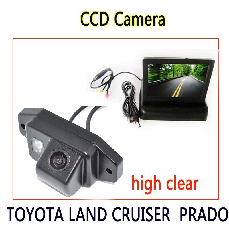Auto Parking vidéo LCD miroir 4.3