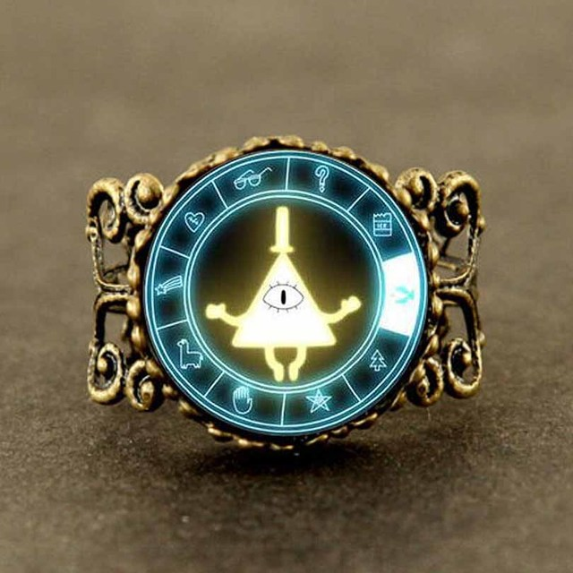 Buy Gravity Falls Mysteries BILL CIPHER