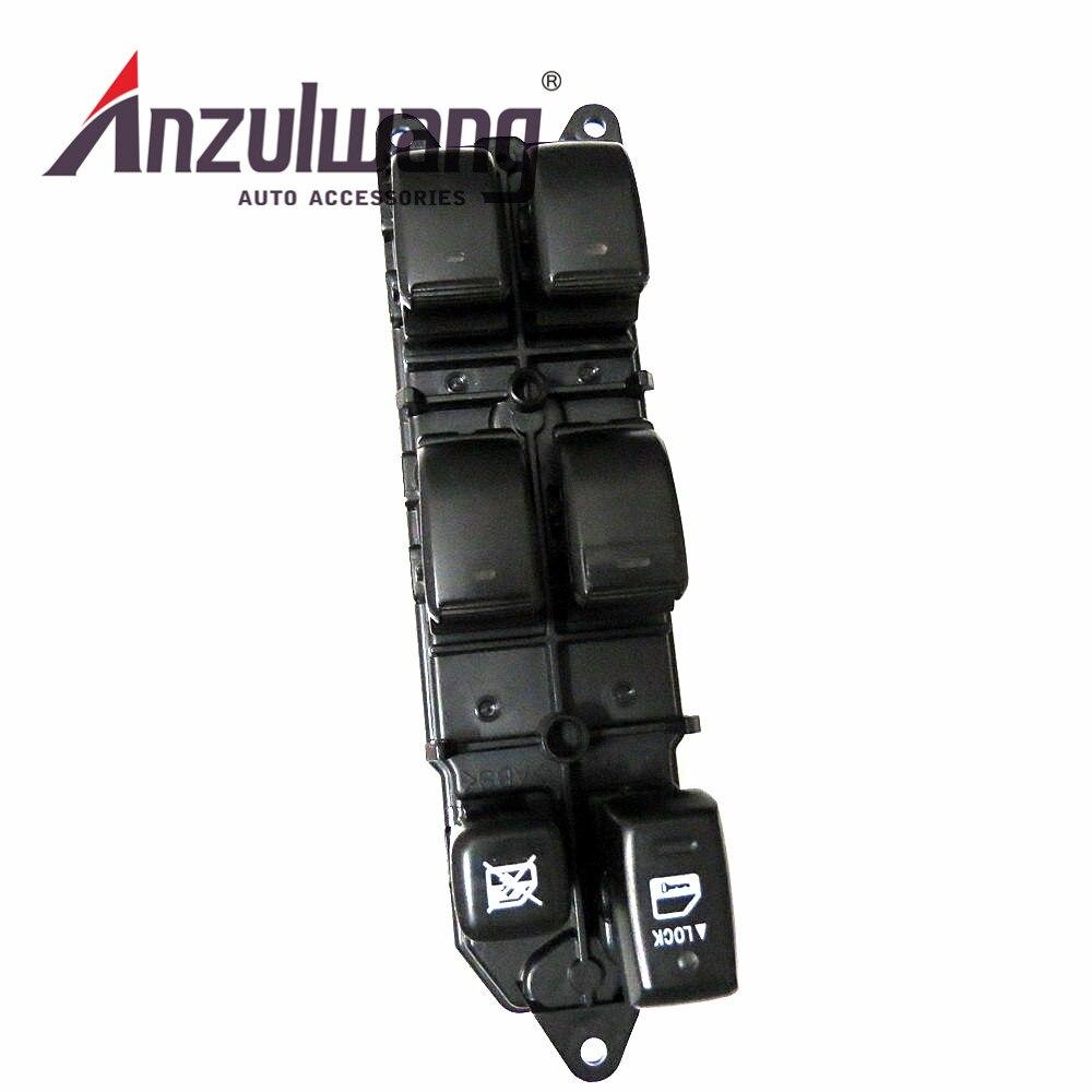 84040-60053 pièces d'auto maître interrupteur de fenêtre d'alimentation pour Lexus GX470 03-09 Toyota GRJ120 LC120 02-09