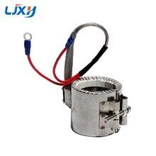 LJXH 80mm Iç Çaplı Seramik bant ısıtıcılar Isıtma Elemanı, 40/50/60/70/80mm Yükseklik