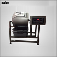 XEOLEO 20L bacon pickles car Roll kneading machine Meat/Salad Marinated Machine Commercial computer controlled automatic machine