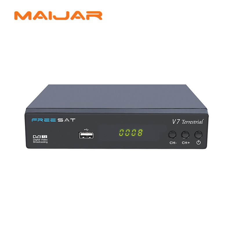 ФОТО [GENUINE]2017 new box  Freesat V7 Terrestrial 1080p full hd dvb-T/T2 support dolby AC-3  Logic Channel Number  USB2.0 High Speed