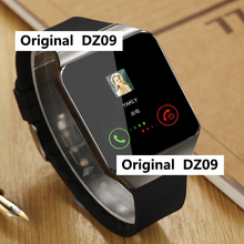 2016 Mode Smart Watch DZ09 Sim Montre Smartwatch Soutien TF Carte Bluetooth Intelligent Horloge GSM Appel Standard Bluetooth