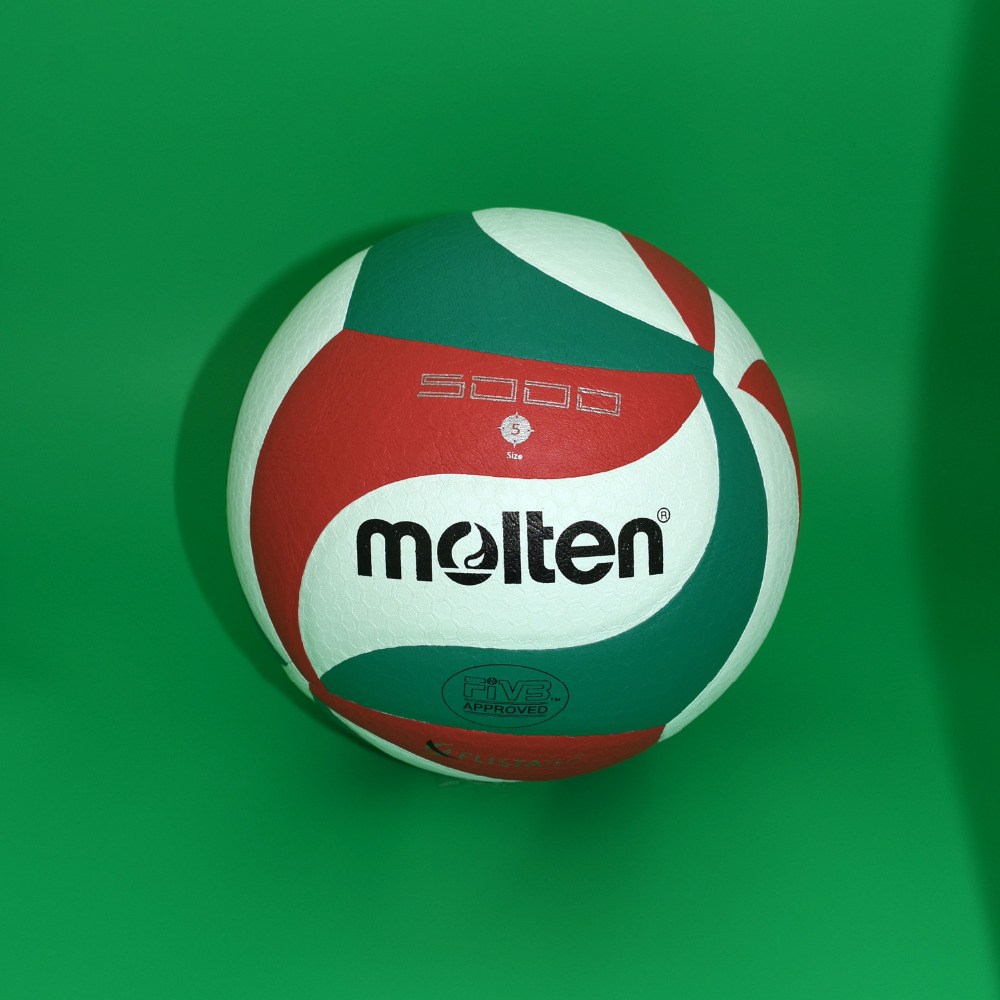 New Brand Professional PU Soft Touch Volleyball Ball #5 VSM5000 VSM4500 Match Ball For Training Competition With Needle Net Bag