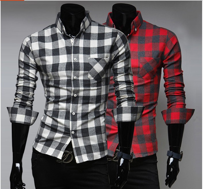 Aliexpress.com : Buy 2015 new free shopping Men's Long Sleeved ...