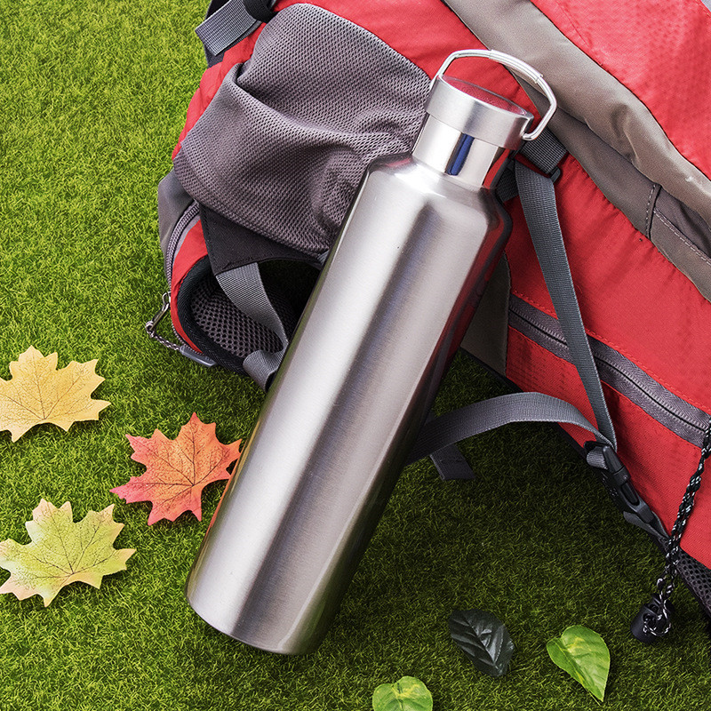500/600/750/1000ML Stainless Steel Thermos Vacuum Insulated Water Bottle Flask Cup Travel Cycling Hiking Camping Sport Bottles