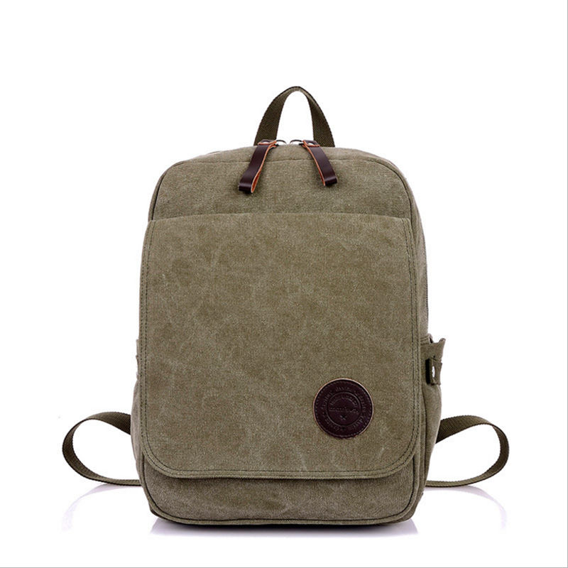 Aliexpress.com : Buy Casual Canvas Bagpack Backpacks men travel ...