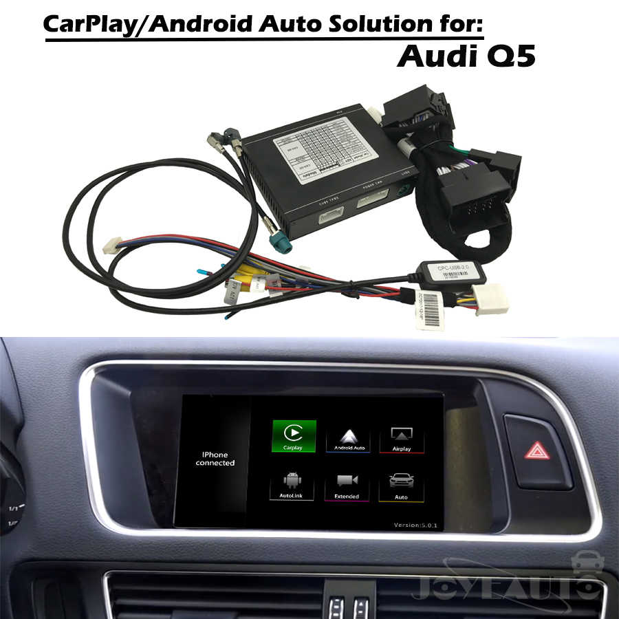 Car Multimedia Q5 MMI 3G 3G+ Smart Apple CarPlay Box OEM