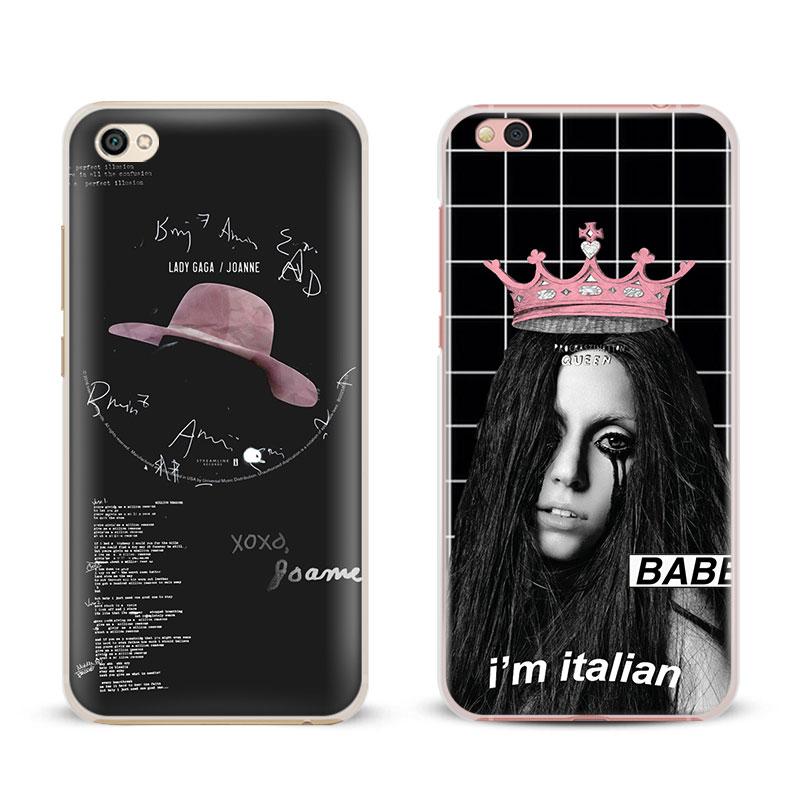 Lady JOANNE GAGA Fashion Cool For Xiaomi Redmi Note 2 3 4 4X 5A Pro Mi 4 5 5S Plus 5X 6 MiA1 Minote 2 3 Phone Case Shell Cover