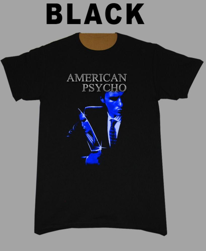 American Psycho Bales T Shirt