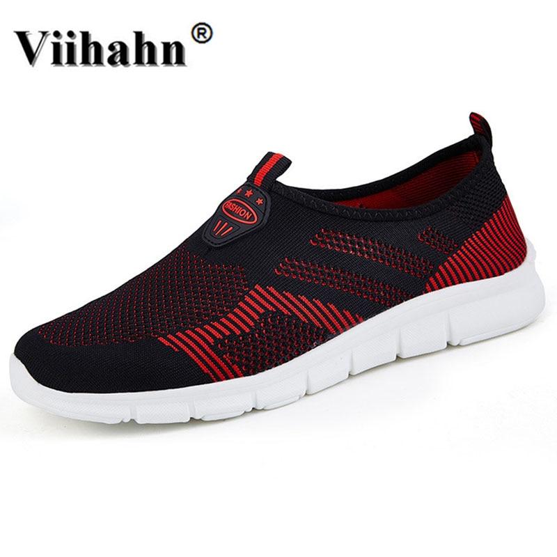 UIN Hoja de arce rojo Zapato de lona impresa rojo para los hombres (42) QQfydjw