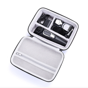Image 4 - Étui Portable pour Philips Norelco multimarié série 3000 MG375 accessoires de rasoir sac de rangement EVA boîte couverture pochette à glissière