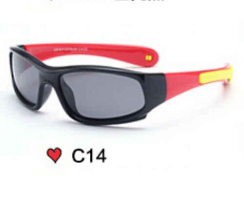 Popular Toddler Baby Sunglasses Colors Resin Frame Polarization Outdoor Eyewears