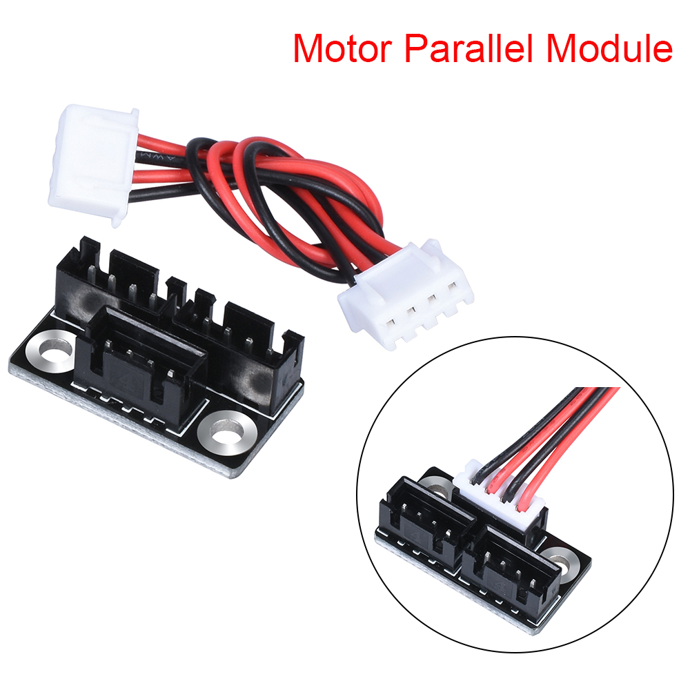 3D Printer Parts Motor Parallel Module Double Z Axis Dual Z Motors High Power Switching For SKR mini Control Board3D Printer Parts Motor Parallel Module Double Z Axis Dual Z Motors High Power Switching For SKR mini Control Board