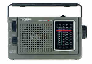 Image 1 - Brand New TECSUN R 304D R304D FM/MW/SW Radio Digital Receiver Digital Demodulation Stereo Radio Portable Radio High Sensitivity