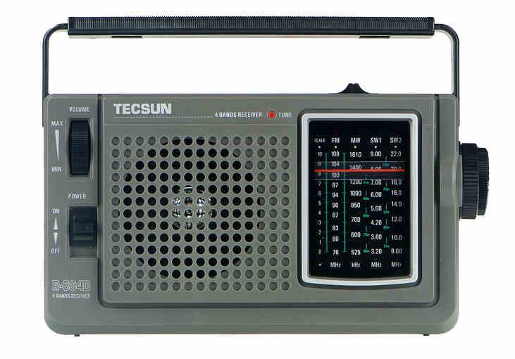 Der GüNstigste Preis Marke Neue Tecsun R-304d R304d Fm/mw/sw Radio Digital-receiver Digital Demodulation Stereo Radio Mobilfunk Hohe Empfindlichkeit Unterhaltungselektronik