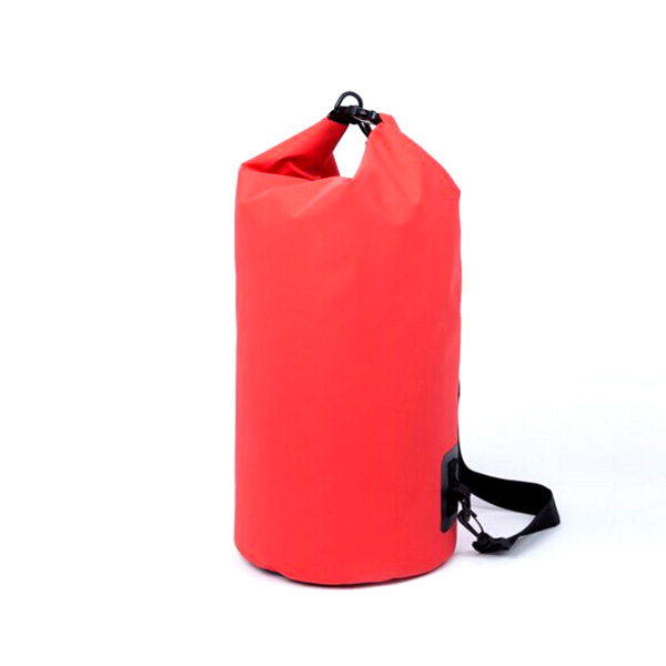 20L Waterproof Dry Bag with Shoulder Strap for Outdoor