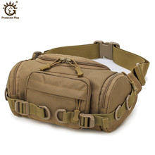 Tactical Waist Bag Waterproof Fanny Pack Hiking Fishing Sports Hunting Bags Camping Sport Molle Army Bag Belt Military Backpack mtb road bicycle pedals 3 sealed bearings bicycle pedals mountain bike pedals wide platform pedales anti slip and rust proof