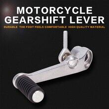 In alluminio Gear Leva Del Cambio Shifter Pedale Leva del Cambio Per Honda CBR600RR 2003 2004 2005 2006 2007 2008 2009 2010 2011 2012