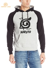 Anime Naruto Uzumaki Hoodies Autumn Winter Sweatshirts