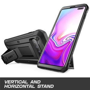 Image 5 - SUPCASE Per Samsung Galaxy S10 5G Caso (2019) UB Pro di Tutto il Corpo Robusto, custodia per Armi Kickstand Copertura SENZA Built in Protezione Dello Schermo