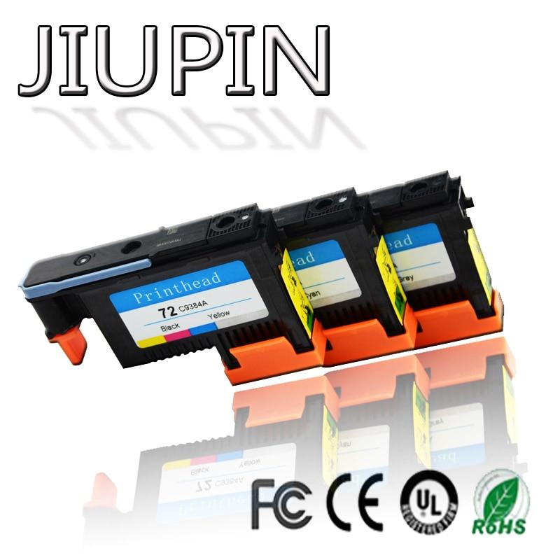 JIUPIN C9380A C9383A C9384A Testina di Stampa Della testina di Stampa per HP 72 DesignJet T1100 T1120 T1120ps T1200 T1300 T1300ps T2300 T610 T770 t79