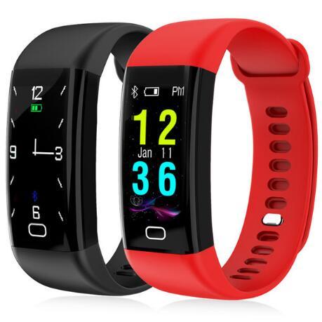 F07 Swmiming Smart Bracelet Heart Rate Blood Pressure watch Smart Wristband Fitness Tracker Smart band pk mi band 2 Pk mi band 3
