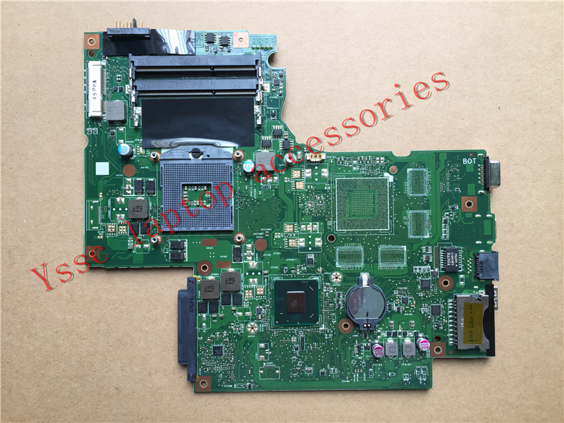 New New BAMBI MAIN BOARD Motherboard For Lenovo G700 laptop Motherboard HM70 For Pentium CPU 100