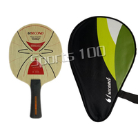 61second HOURGLASS Table Tennis Blade for Table Tennis Racket Paddle Racquet Sports with a free full case
